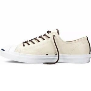 Converse Jack Purcell 8 Cork Insole Leather